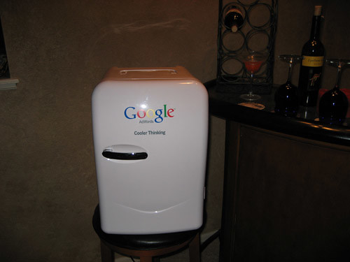 Google Cooler / Fridge