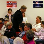 Tom Vilsack in Winterset