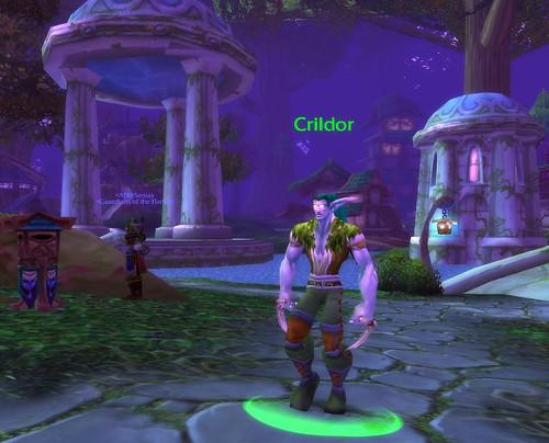 Crildor, Man of Mystery