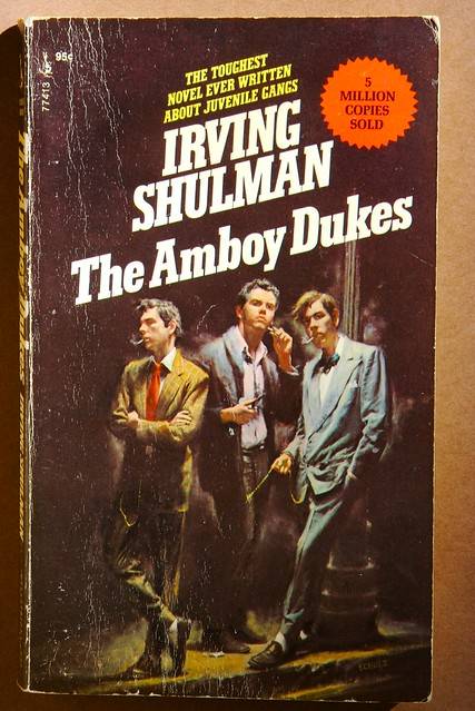 The Amboy Dukes by Irv...