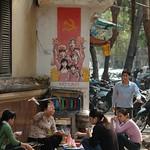 People on the Street - Hanoi, Vietnam