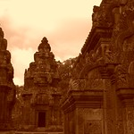 Temples of Banteay Srei - Angkor, Cambodia