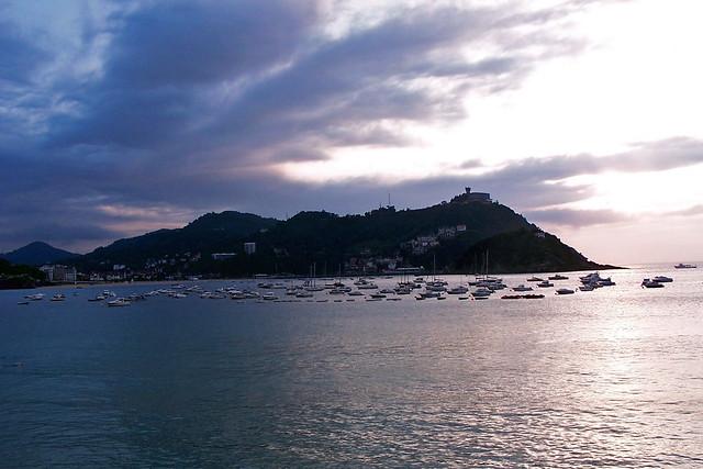 Guipúzcoa y el mar