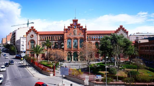 Escola universit ria d 39 enginyeria industrial de terrassa - Garden terrassa ...