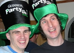 Matt and Jo's St Patrick's Day/House Party