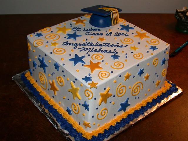 2014 Graduation Cake Ideas