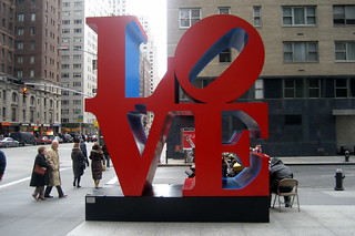 NYC: LOVE