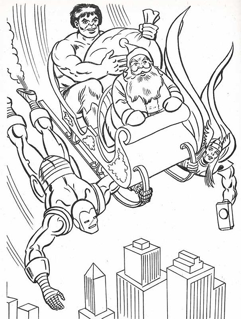 marvel heroes coloring pages spiderman - photo#34