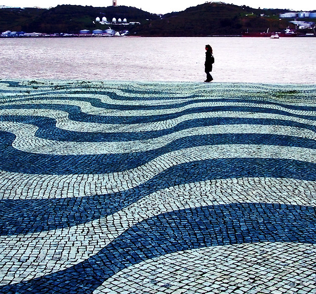 Waves of Tiles