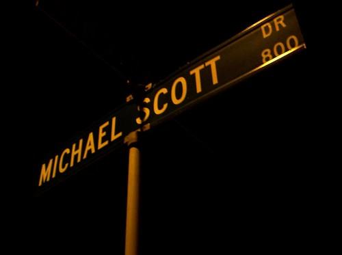 michael scott dr