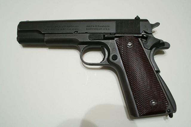 Colt 1911 Mfg. in 1917(2)