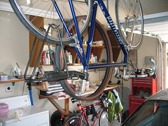 More bike storage