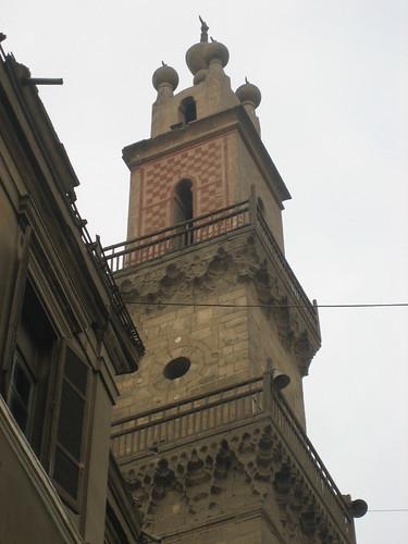 Minaret al Ghuri mosque (1505)