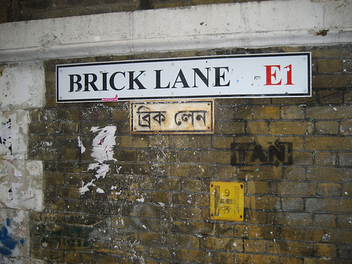 Brick Lane E1