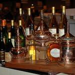 Cognac Bottles - Strasbourg, France