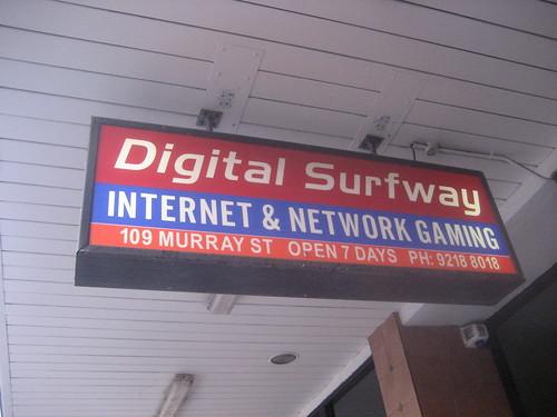 Digital Surfway