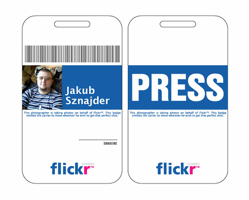 Colorful Photo Id Badges Templates Inspiration Resume Ideas - Employee name tags template