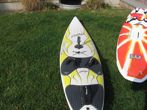 "Naish 8'7"" Freeride"