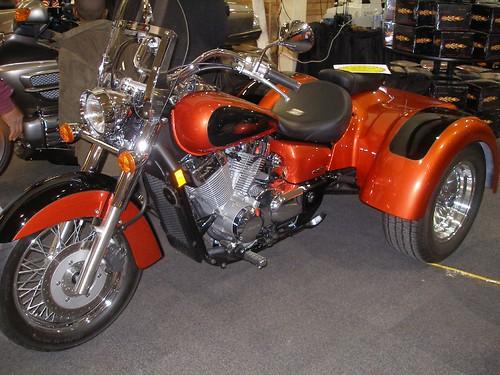 Honda Shadow Trike