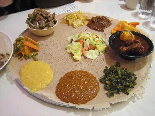 Nile Ethiopian Restaurant Woodstock Il