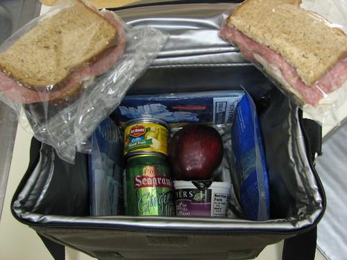 My lunch bag
