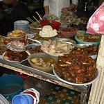 Meat Buffet - Hanoi, Vietnam