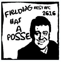 Fielding has a Posse