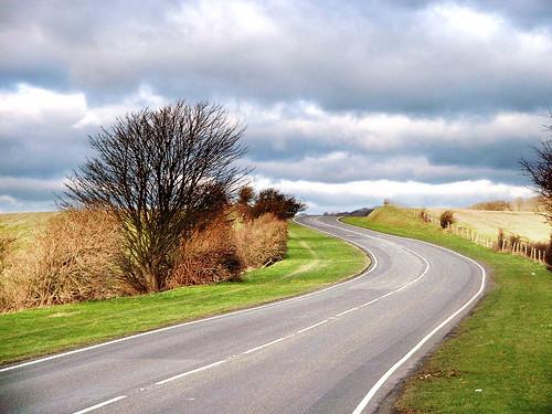 Winding Road (Ditchling Road, Hollingbury)