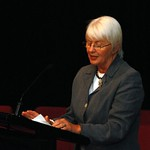 Speaker the Hon Margaret Wilson opens the forum