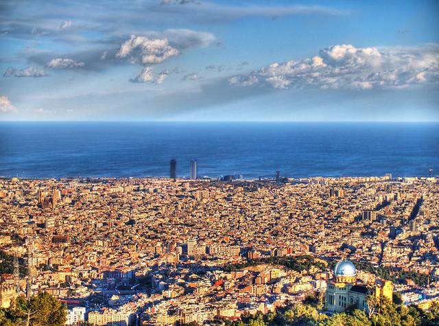 Clean air Barcelona Neta ;-)