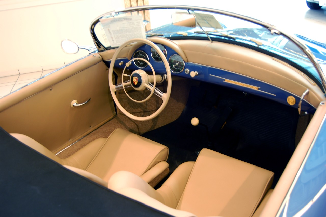 Porsche 356 Speedster Interior Flickr Photo Sharing