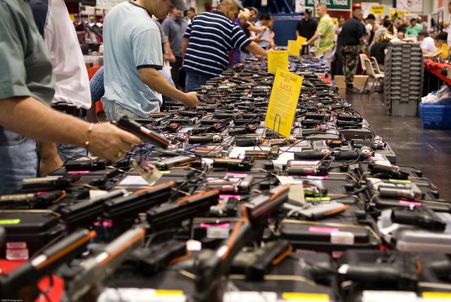 Broń w Teksasie