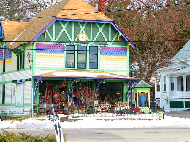 Antique jewelry stores Boston