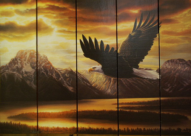 Eagel Painting