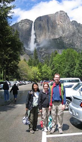 Yosemite   stuck!