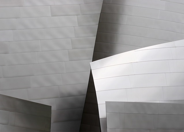 Disney Concert Hall Facade