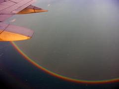 Inverted rainbow, 14 June 2005