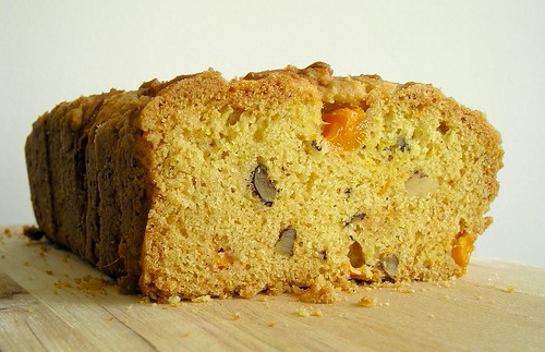 Mango walnut bread