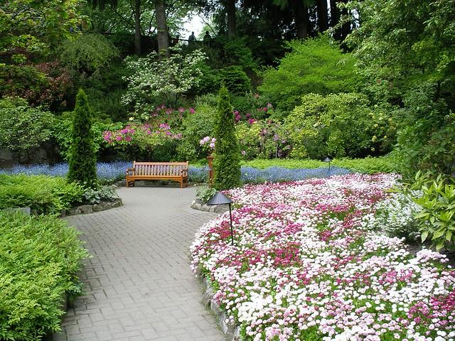 Butchart gardens victoria b c flickr photo sharing for Garden design victoria
