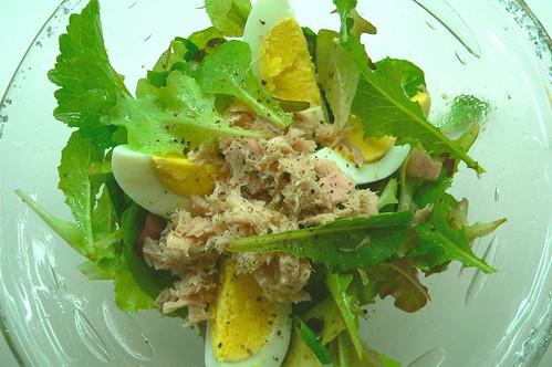 Un'insalata al giorno toglie il dietologo di torno