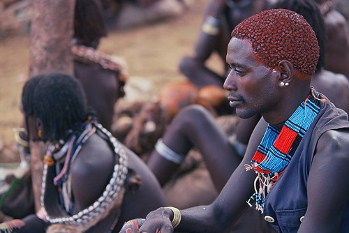 The People of the Omo-Ethiopia