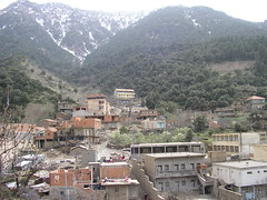 Le Kabylie (North of Algerie)