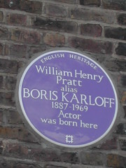 William Henry Pratt alias BORIS KARLOFF