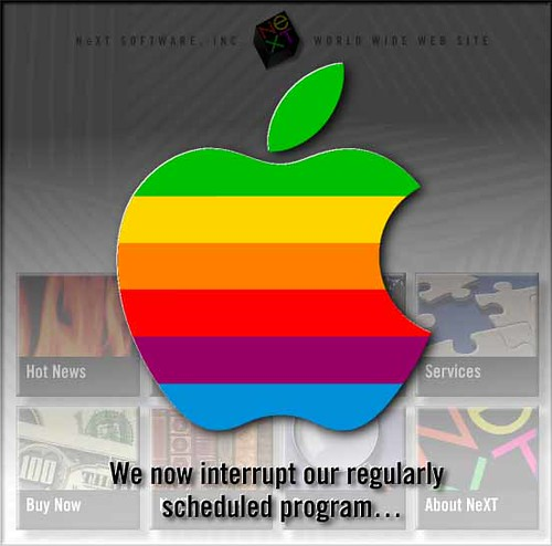 NeXT Apple 1996