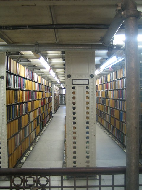 The Library's Stacks