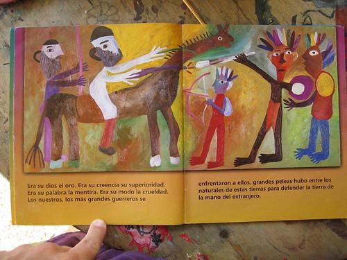 Marcos kids' book