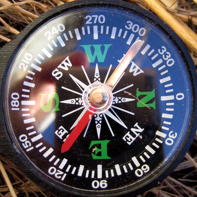 Trinket Compass from Flickr via Wylio