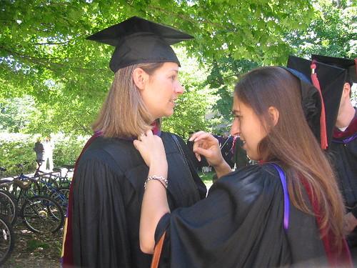 Medill Graduation - June 18, 2005