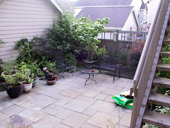 courtyard, garden, property, patio, landscaping, real estate, walkway,