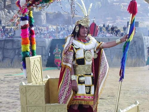 Inca King